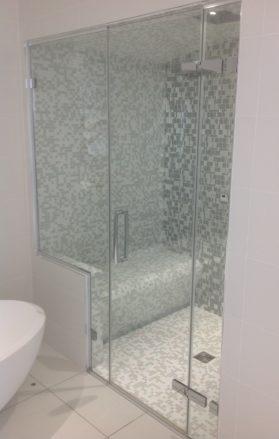 Shower room seat