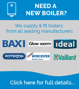 All makes of new boilers installed