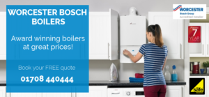 New Worcester Bosch Boilers