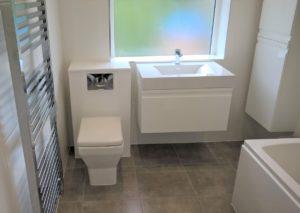 White Bathroom by Duck Bathrooms