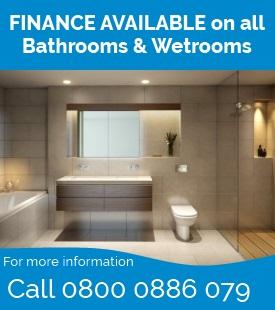 Bathroom & Wetroom Finance Available