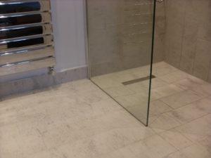 Wetroom floor