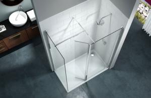 Wetroom shower