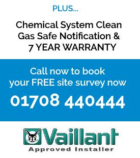 Vaillant Boiler Deal Ecofit Pure 825