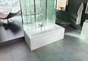 Enviro 1700 x 750mm Double Ended Bath by Duck Bathrooms