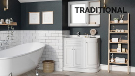 Duck Bathrooms's traditional bathrooms