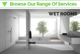 Duck Bathrooms wet room builders