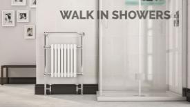 walk in showers by Duck Bathrooms