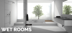 Wet room services