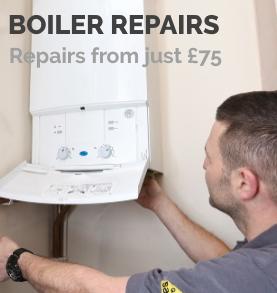 Boiler Repairs from £75 Duck Bathrooms, Hornchurch, Essex