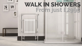 Walk in showers from Duck Bathrooms of hornchurch essex. Prices start from £2995