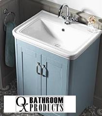 qx bathroom brochure from Duck Bathrooms